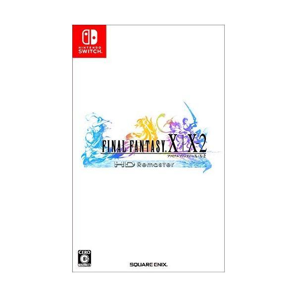 ファイナルファンタジーX/X-2 HD Remaster [Nintendo Switch]の画像