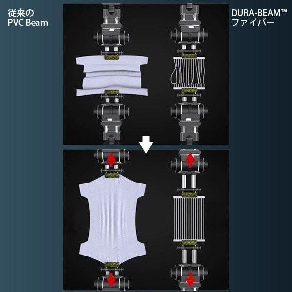 上級モデル インテックス INTEX エアーベッド 簡易ベッド マット厚さ46cm コンパクト 持ち運び 電動 プレムエアー ワン 64903 ダブル Prem AIRE1 エアベッド|comodocasa|04