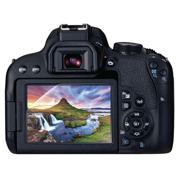 エレコムデジカメ液晶保護フィルム高光沢AR高精細衝撃吸収EOSKissX9iメーカー在庫品