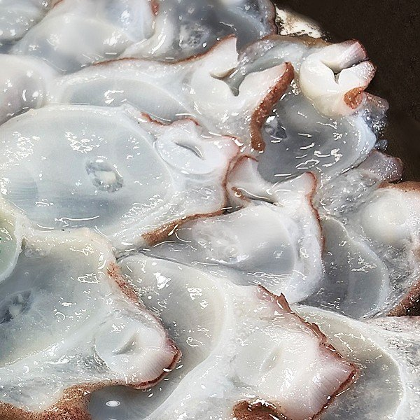 赤羽屋磯辺商店 青森の味!【産直 冷凍】ぷるトロ!青森県産水タコ刺身用 95g 特産品