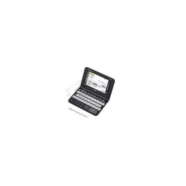 CASIO(カシオ) 電子辞書 エクスワード XD-K6500BK (ブラック)の画像