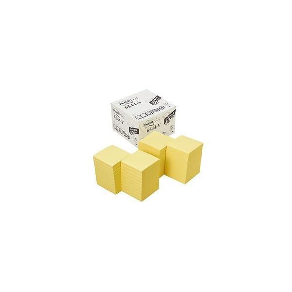 3M ポスト・イット再生紙ノート 業務用パック 6544-Y 目安在庫=○