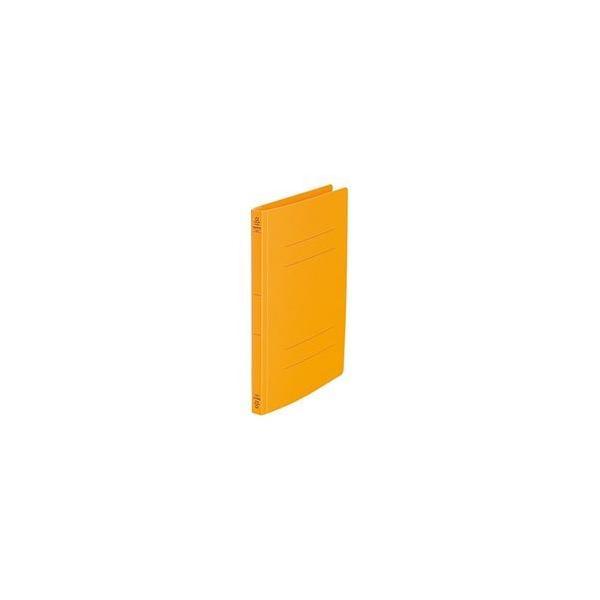 キングジム フラットFクイックイン<PP>オレンジ 1冊 4432オレ 1個 目安在庫=○