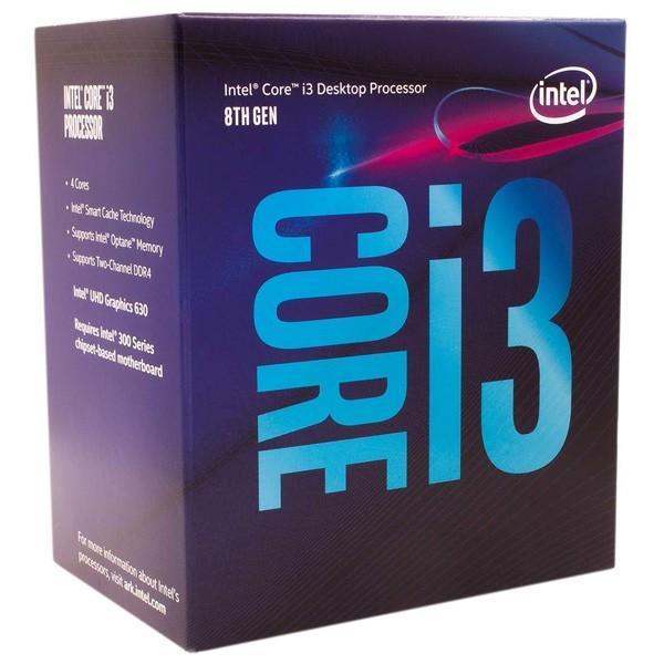 パソコン用CPU CPU Core i3 8100 compro