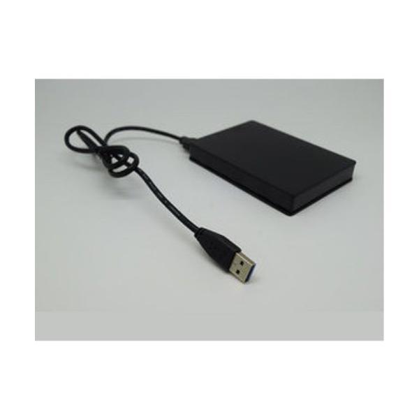 ハードディスク HDD ケース BrightonNET SATA-2.5インチHDDケース ブラック BI-25HDCASEU3/BK|compro