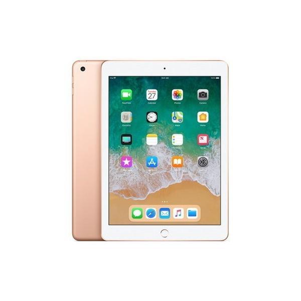 iPad アイパッド 2018 タブレット 本体 新品 MRJN2J/A 32GB 9.7インチ Wi-Fiモデル ゴールド 2018年春モデル Apple pencil 第1世代 対応 APPLE compro