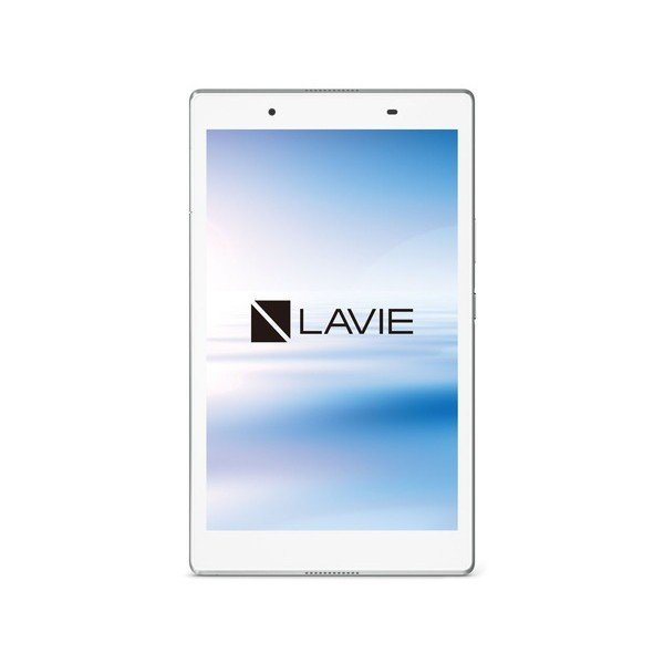タブレットPC 本体 新品 NEC 日本電気 LAVIE Tab E TE508/HAW PC-TE508HAW 8インチ APQ8017/1.4GHz 記憶容量 16GB ポイント2倍|compro