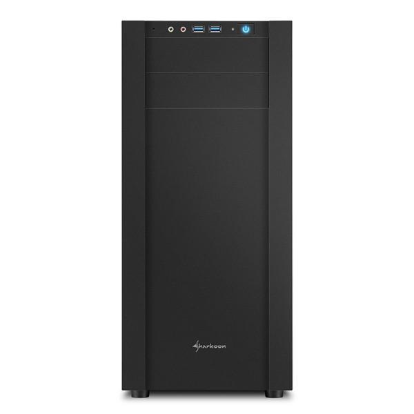 デスクトップパソコン BTOパソコン CPU Core i9 9900K メモリ DDR4 4GB SSD 120GB 電源 500W 80PLUS Bronze Barikata Middle|compro|03