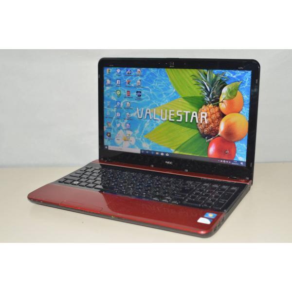 <title>中古ノートパソコン Windows10+office 大容量HDD640GB NEC LS150 H Pentium-B970 4GB DVDマルチ WEBカメラ 15.6インチ 無線 直送商品 便利なソフト</title>