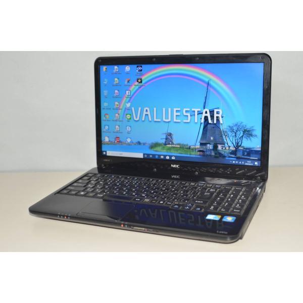 <title>中古ノートパソコン Windows10+office 信用 大容量HDD640GB NEC LS550 A core i5 4GB 15.6インチ DVDマルチ HDMI 無線 テンキー 便利なソフト</title>
