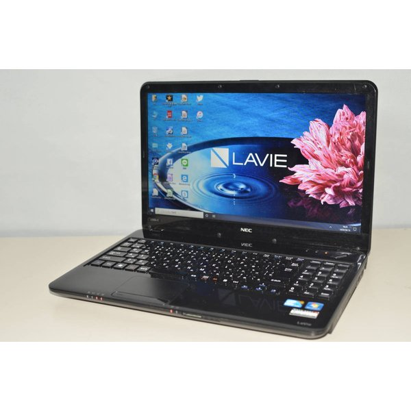 <title>中古ノートパソコン Windows10+office 大容量HDD750GB NEC LS550 C core i5 4GB 15.6インチ DVDマルチ 割引も実施中 HDMI 無線 テンキー 便利なソフト</title>