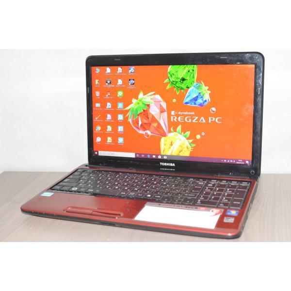 <title>中古ノートパソコン Windows10+office 大容量HDD1TB 東芝Dynabook T351 46CR 高性能 第二世代i5 4GB 15.6インチ ランキング総合1位 無線内蔵 DVDRW 便利なソフト多数</title>