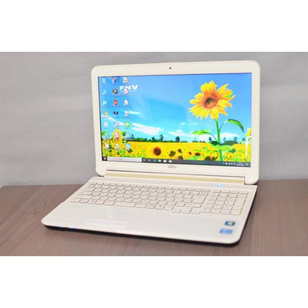 <title>セール 最新Windows10+office 爆速新品SSD240GB 富士通 公式ショップ LIFEBOOK AH77 G i7-2670QM 8GB ブルーレイ USB3.0 Webカメラ 便利なソフト多数</title>