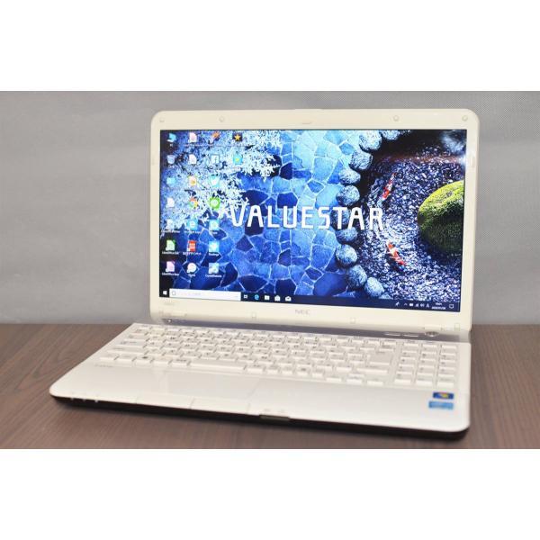 中古良品 ノートパソコン ランキングTOP10 Windows10+office 新品爆速SSD240GB NEC LS550 E core ブルーレイ 4GB 無線内蔵 AL完売しました。 i5 15.6インチ テンキー 便利なソフト HDMI