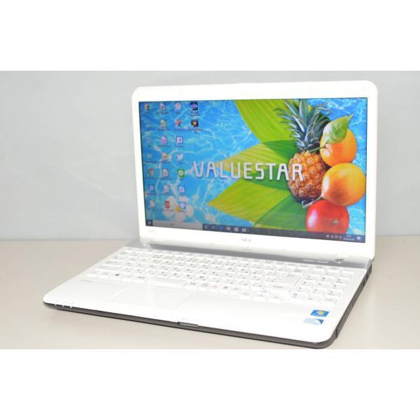 <title>中古ノートパソコン Windows10+office NEC LS150 F Pentium B950 大容量HDD750GB 4GB HDMI 15.6インチ 人気ショップが最安値挑戦 無線 DVDマルチ 便利なソフト多数</title>