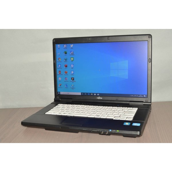 <title>中古品 ノートパソコン Windows10+office 大容量HDD750GB 富士通 A572 F core 輸入 i5 4GB 15.6インチ USB3.0 無線 HDMI DVDマルチ 便利なソフト</title>