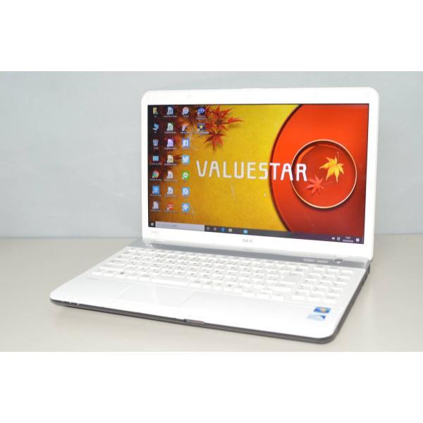 <title>中古ノートパソコン 迅速な対応で商品をお届け致します Windows10+office NEC LS150 F Pentium B950 大容量HDD640GB 4GB HDMI 15.6インチ 無線 DVDマルチ 便利なソフト多数</title>