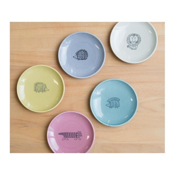 リサラーソン 小皿5枚セット ファイブプレートセット