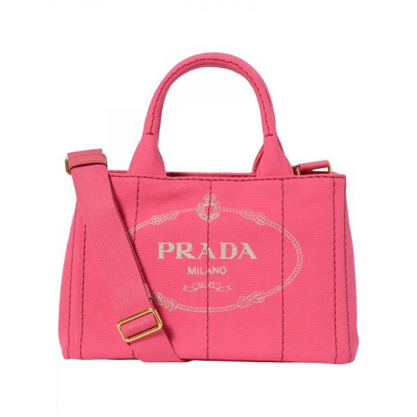 PRADA プラダ レディース CANAPAバッグ 2WAYバッグ 1BG439 ZKI F0505 ピンク