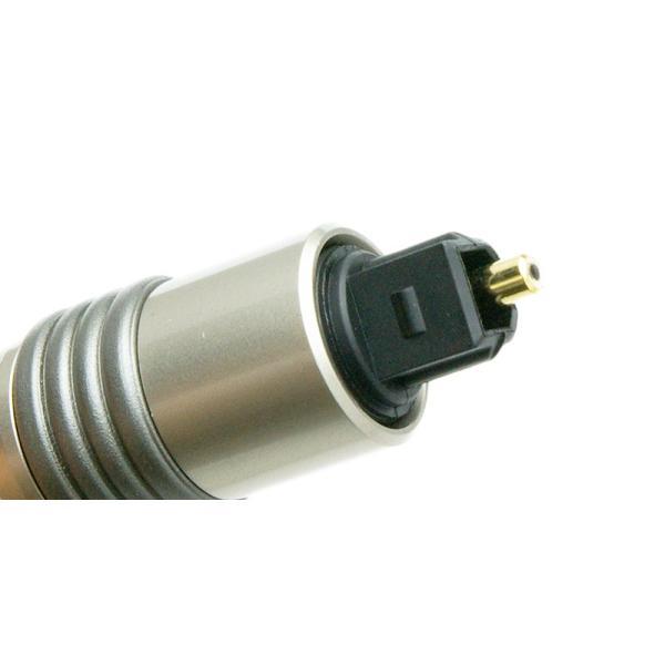 Amulech オリジナル  AL-SOP192SQ15 ハイレゾ音源対応 192KHz 24Bit動作保証, 光角型デジタルオーディオケーブル ケーブル長【 1.5m】|coneypoint-store|03