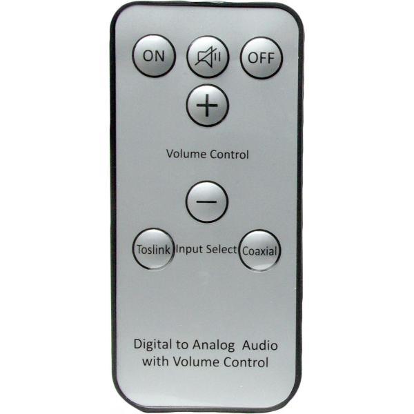 Amulech オリジナル  AL192-1C1ODAC  192kHz/24bit対応、光/同軸デジタル入力、電子ボリューム採用のプリアンプおよびヘッドホンアンプを搭載のDAコンバーター|coneypoint-store|05