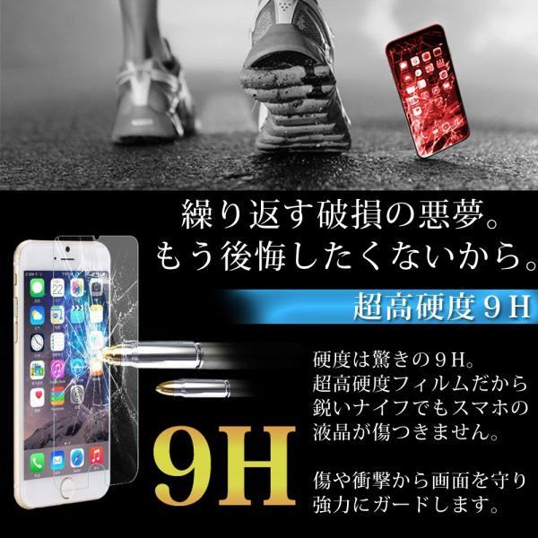 ガラスフィルム iPhone8 9H 強化ガラス 液晶保護フィルム iPhoneXR XS iPhone8 iPhone8plus iPhone7 iPhone6s iPhoneSE iPhone5s iPhone6splus iPhone7plus|confianceshop|04