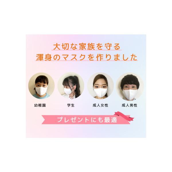 マスク 日本製 抗ウイルス 洗える 洗濯30回も抗菌・抗ウイルス効果が続く科学のマスク CONOMi 布マスク 涼しい 布マスク  夏 マスク 3-5営業日以内に配送|conomi|04