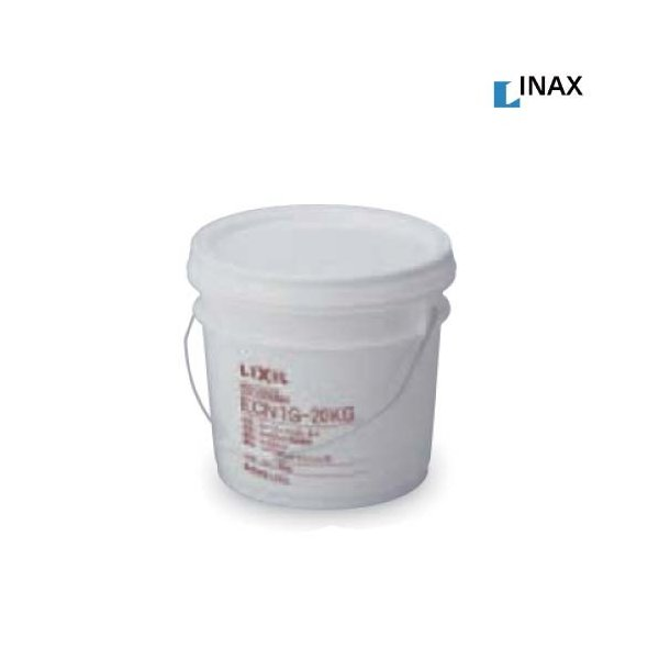 イナックス 施工材料 接着剤 スーパーエコぬーるG 20kg [ECN1G-20KG] 20kg樹脂ペール缶 エコカラット用
