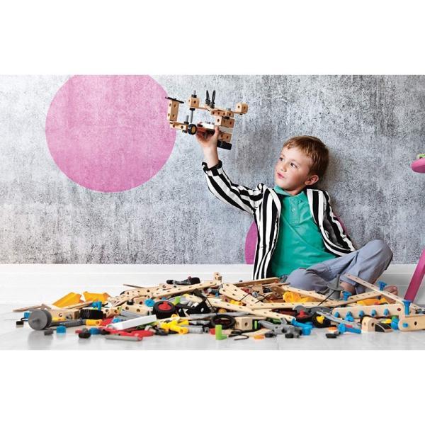 BRIO (ブリオ) WORLD ビルダー クリエイティブセット [ 工具遊び おもちゃ ] 34589 cony 03