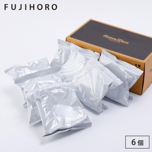 富士ホーローオイルポット用活性炭カートリッジ6個セットOP-KT6