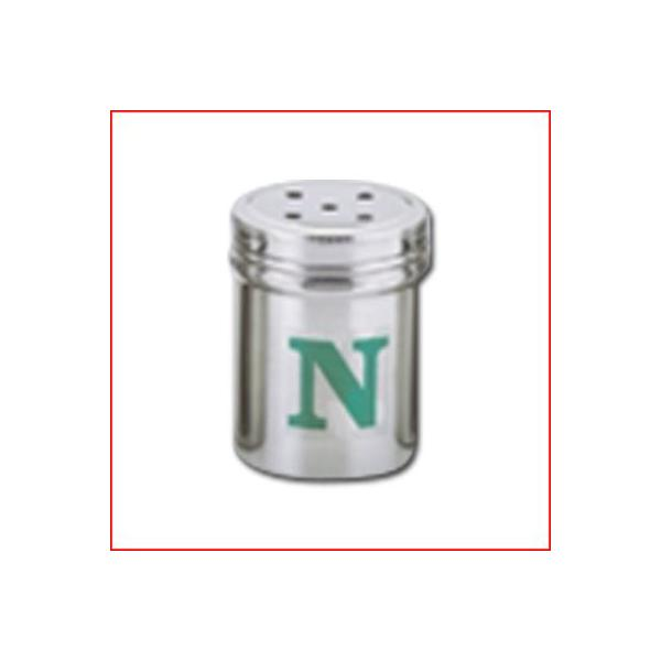 UK 18-8ステンレス 調味缶 N缶 大 海苔缶 入れ物 容器 粉末 卓上 調味料
