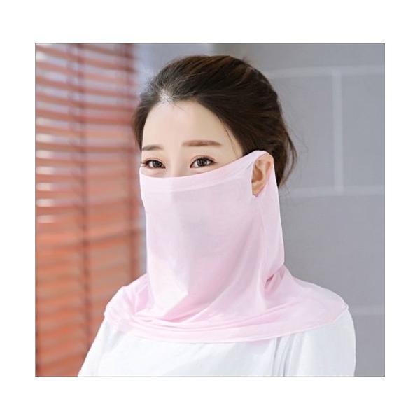 フェイスマスク UV日焼け防止 紫外線対策 coollife 02