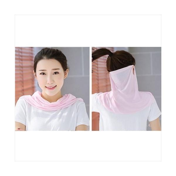 フェイスマスク UV日焼け防止 紫外線対策 coollife 03
