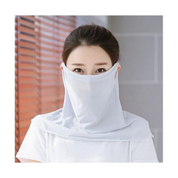 フェイスマスク UV日焼け防止 紫外線対策 coollife 05
