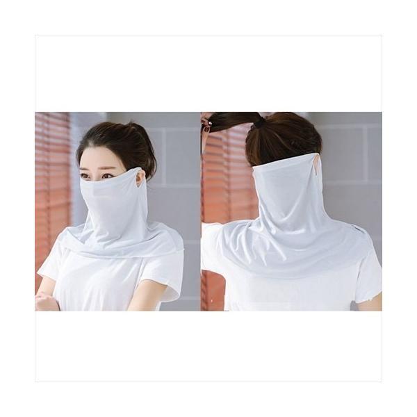 フェイスマスク UV日焼け防止 紫外線対策 coollife 06