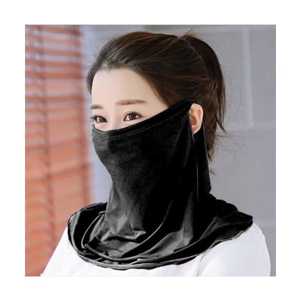 フェイスマスク UV日焼け防止 紫外線対策 coollife 07