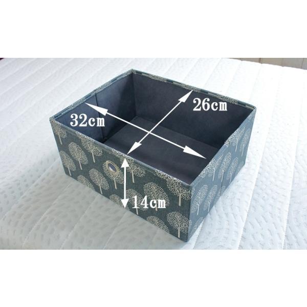 チェスト 新生活 簡単組立 ランドリー 収納 インテリア リビング 洗面所 木天板 ツリー柄 Riche リーチェ 3段 お客様組立 coolzon 08