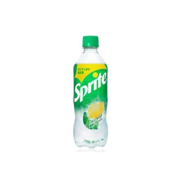 大人気〔まとめ買い〕コカ・コーラ スプライト(SPRITE) ペットボトル 470ml×24本(1ケース)