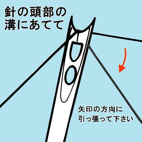 レオニス 糸通し簡単針|corleonis|05