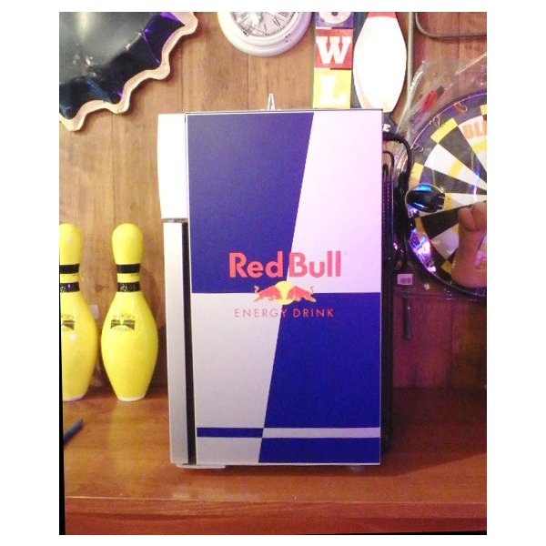 Red Bull(レッドブル) / コンパクト冷蔵庫 2013年製|correr|02