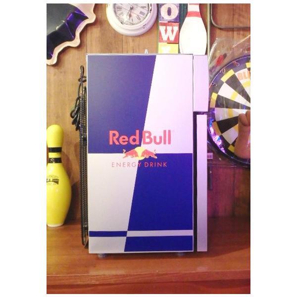 Red Bull(レッドブル) / コンパクト冷蔵庫 2013年製|correr|04