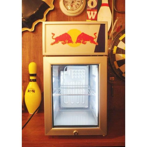 Red Bull(レッドブル) / コンパクト冷蔵庫 2013年製|correr|08