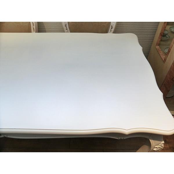 アンティーク調クラシック家具シリーズ Framcesca(フランチェスカ) ダイニング5点セット W1500テーブル|correr|08