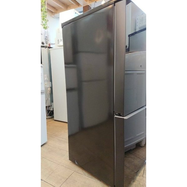 SHARP(シャープ)/ノンフロン冷凍冷蔵庫 SJ-GD14C-B 2ドア 2017年式  一人暮らしサイズ 黒 correr 02