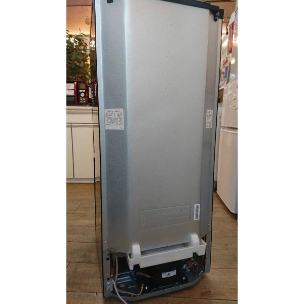 SHARP(シャープ)/ノンフロン冷凍冷蔵庫 SJ-GD14C-B 2ドア 2017年式  一人暮らしサイズ 黒 correr 03