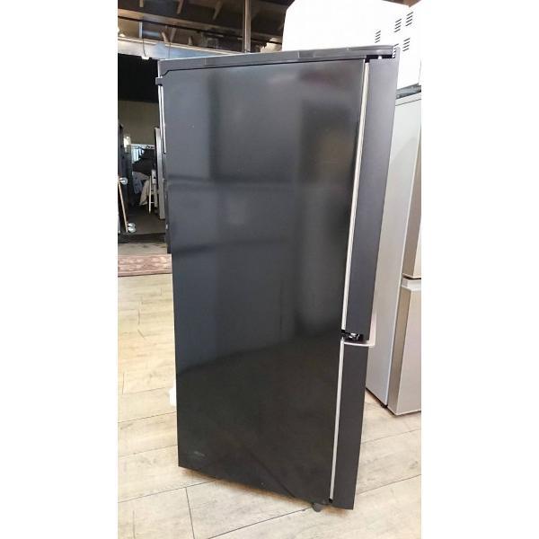 SHARP(シャープ)/ノンフロン冷凍冷蔵庫 SJ-GD14D-B 2ドア 2018年式  一人暮らしサイズ 黒 correr 02