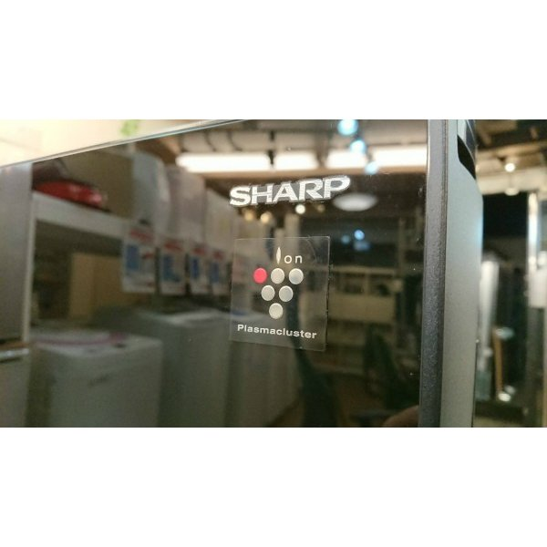 SHARP(シャープ)/ノンフロン冷凍冷蔵庫 SJ-GD14D-B 2ドア 2018年式  一人暮らしサイズ 黒 correr 13