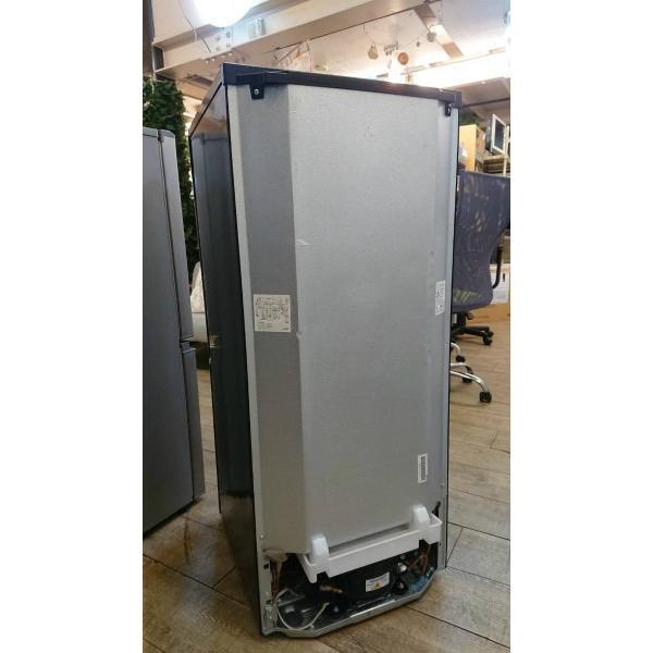 SHARP(シャープ)/ノンフロン冷凍冷蔵庫 SJ-GD14D-B 2ドア 2018年式  一人暮らしサイズ 黒 correr 03