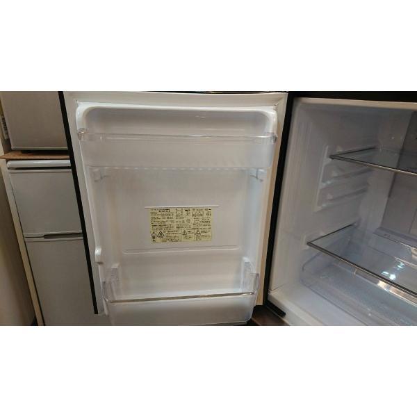SHARP(シャープ)/ノンフロン冷凍冷蔵庫 SJ-GD14D-B 2ドア 2018年式  一人暮らしサイズ 黒 correr 06