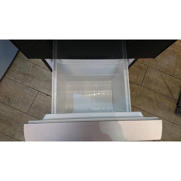 SHARP(シャープ)/ノンフロン冷凍冷蔵庫 SJ-GD14D-B 2ドア 2018年式  一人暮らしサイズ 黒 correr 07